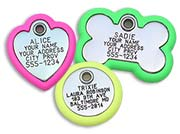 Neon Frame Tags